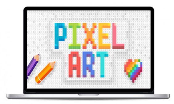 скачать Pixel Art раскраска по номерам на компьютер