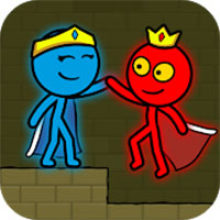 Red and Blue Stickman: Animation Parkour
